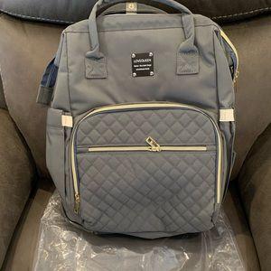 Multipurpose Nappy Bag / 3in1 Baby Travel Bag